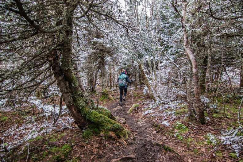 Annie Explore - mont Jefferson