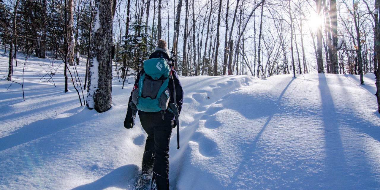 Mont Prud'homme – Hiver