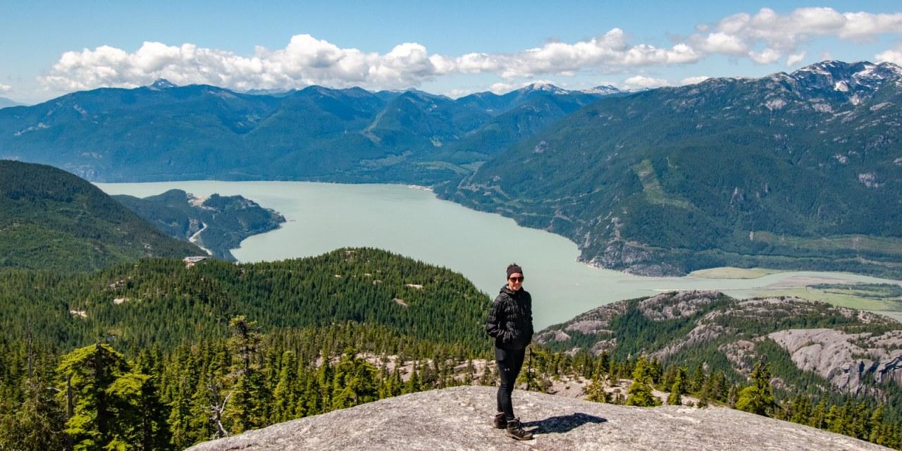Al's Habrich Ridge Trail : Squamish