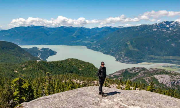 Al's Habrich Ridge Trail : Squamish