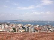 The Bosphorus.