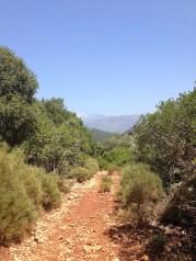 Lycian Way.
