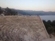 Kas acropolis.