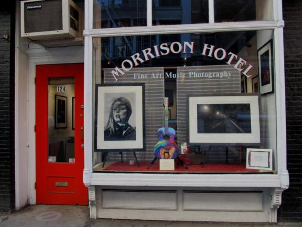 Morrison Hotel Gallery Art