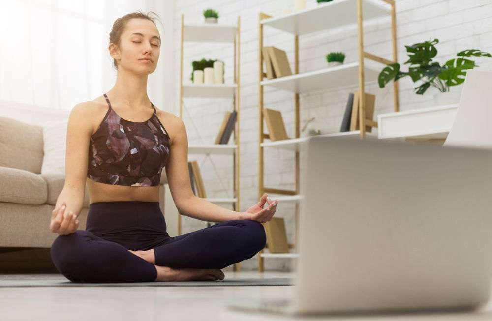 How to Access Your Zoom Yoga Session