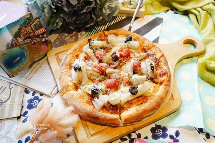 【台北 松江南京美食│ 義大利米蘭 手工窯烤披薩】地表最華麗的披薩派對 排餐也是高水準表現 約會聚餐餐廳推薦用高級食材做出最動人料理 沒有CP值 只有高品質