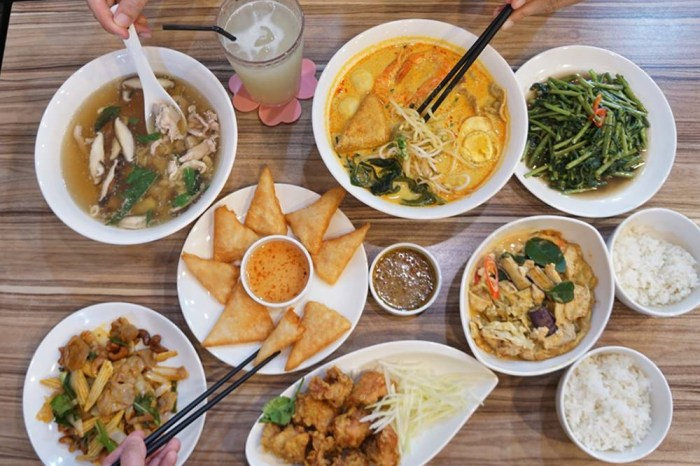 [新莊泰式料理]享食泰 一個人也能獨享的泰式拉麵 多款香麻辣泰式菜色   茉莉香米免費吃到飽 聚餐推薦餐廳