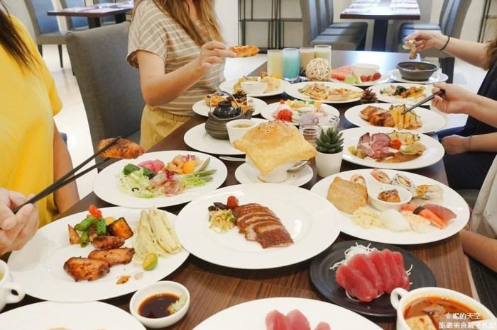 【台北Buffet推薦 天賜百匯自助餐】新莊最狂吃到飽餐廳 超過百種澎派料理 挑戰老饕挑剔的味蕾