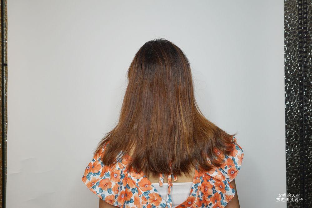 [板橋燙髮推薦 Qdn hair Salon] 拯救自然捲大作戰 超神奇髮質護髮矯正技術 我的變髮紀錄 - 安妮的天空