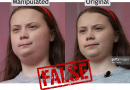 False: Images of Greta Thunberg's 'weight gain' are digitally manipulated