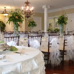 Chair Covers And Sashes Outdoor Directors - Annie Lane Events & Decor