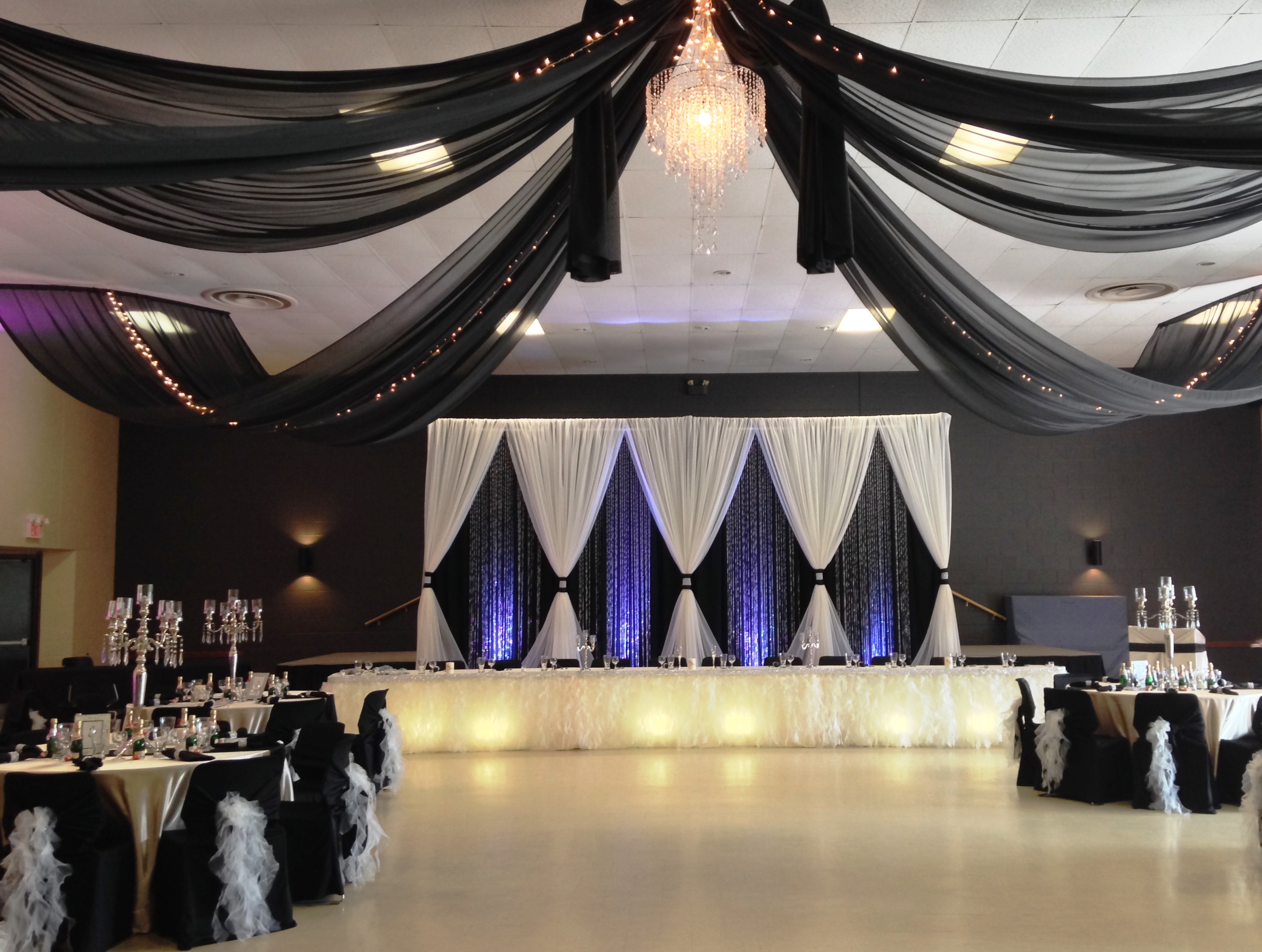 chair cover rentals durham region futon and ottoman covers annie lane events decor