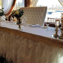 Chair Cover Rentals Durham Region Sling Beach Annie Lane Events Decor Centrepieces Covers Specialty 1