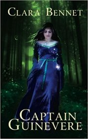 captain guinevere by clara bennet