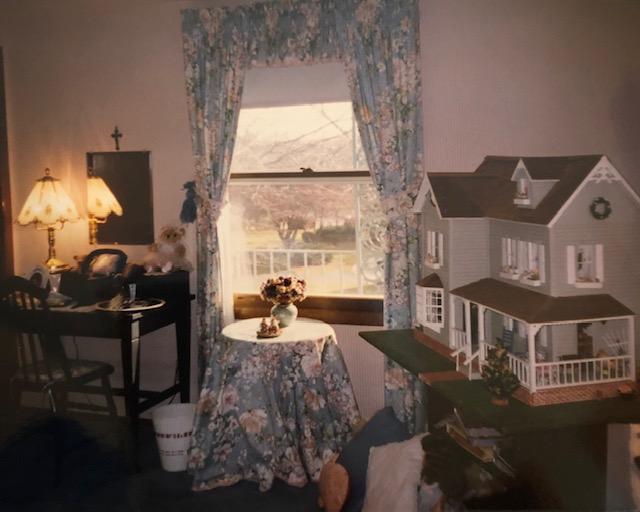 The Dollhouse Room