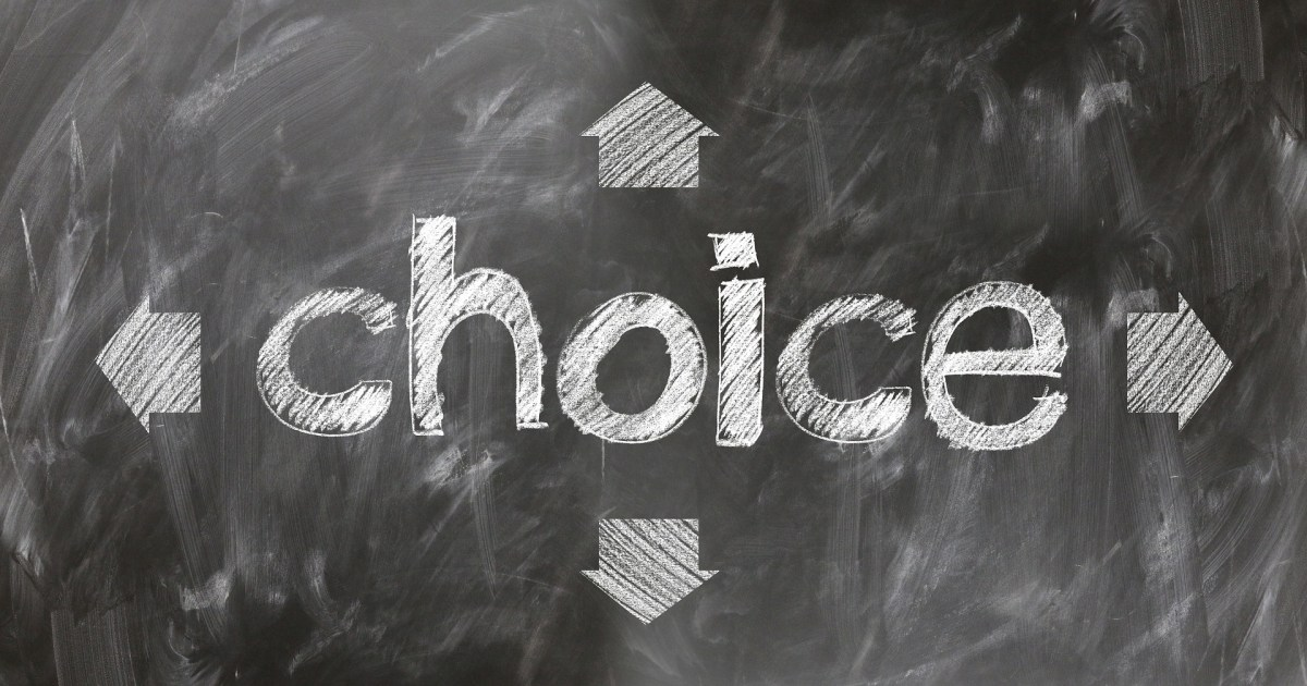 The Consequence of Choice