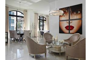 Palm Beach Urban Glamor   Annie Santulli Designs   Luxury ...