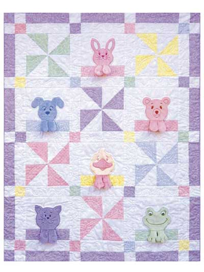 Animal Baby Quilt Patterns : animal, quilt, patterns, Animal, Quilt, Patterns, Hankie, Blankie