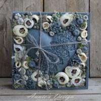 'Szívből' - virágbox