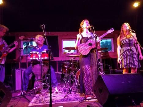 Live at Alberta Street Album release show
