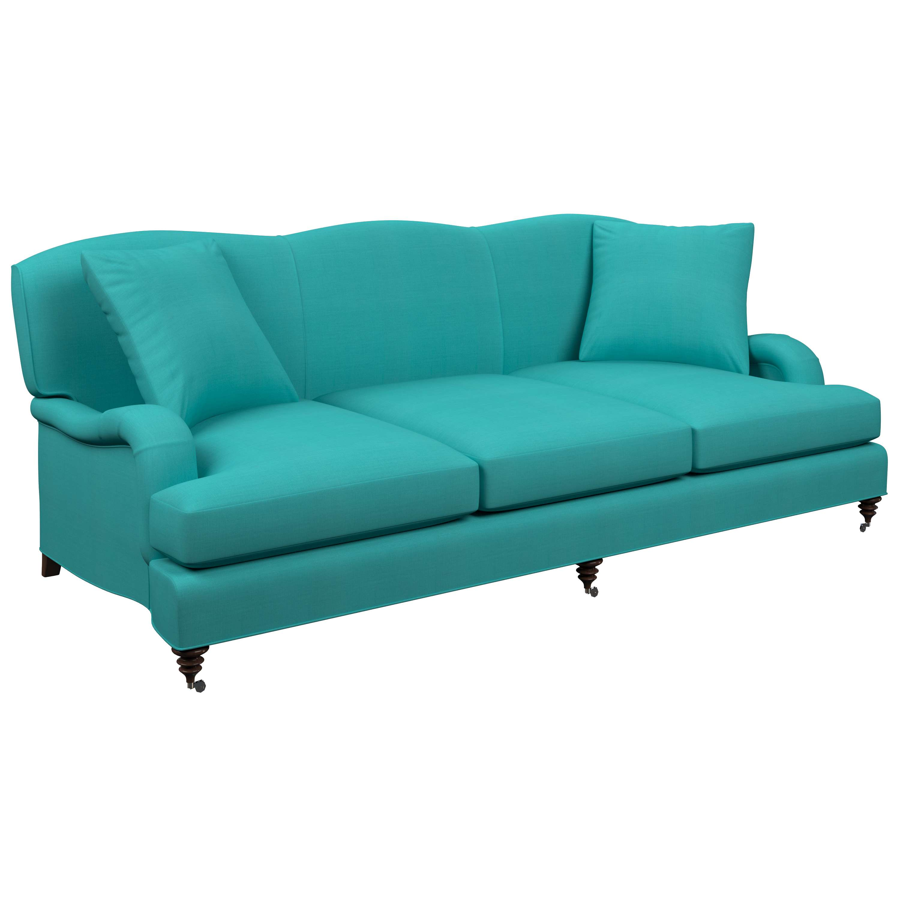 Turquoise Sectional Sofa for Sale