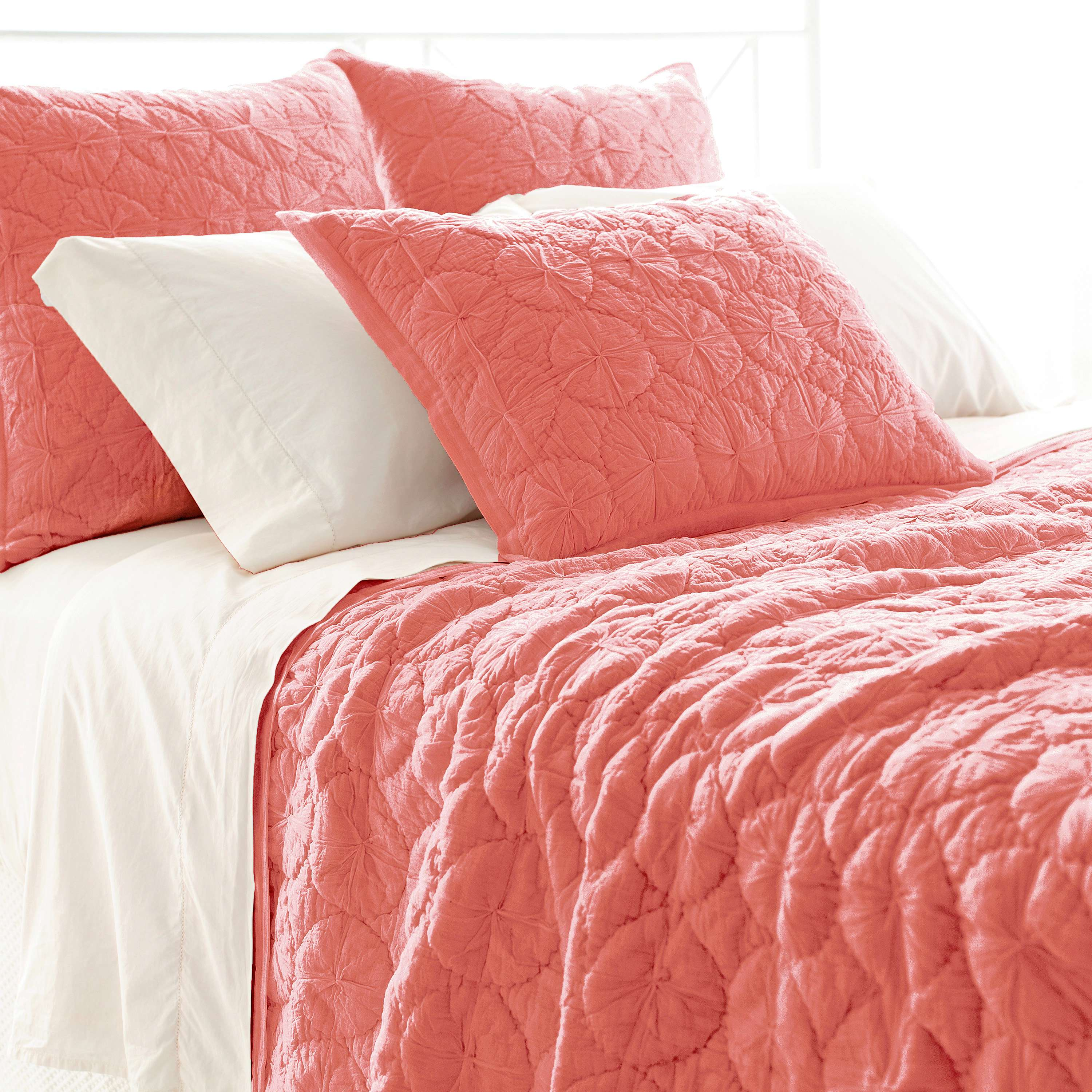 Marina Coral Quilt The Outlet
