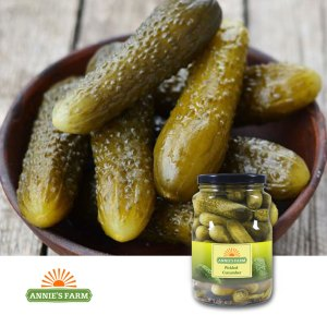 Pickled Cucumber Size 3-6 cm