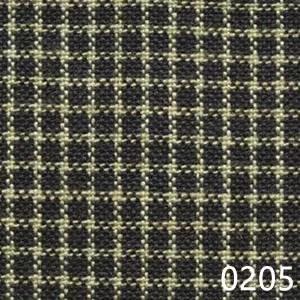 Navy-Tea-Dyed-Reverse-Mini-Check-Plaid-Homespun-Fabric-0205