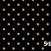 Black Star Homespun Fabric 5100