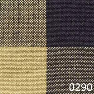 Navy-Tea-Dyed-Buffalo-Check-Plaid-Homespun-Fabric-0290