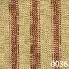 Red Tea Dyed Ticking Plaid Homespun Fabric
