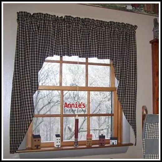 Country-Prim-Tailored-Swag-Valances-84×36