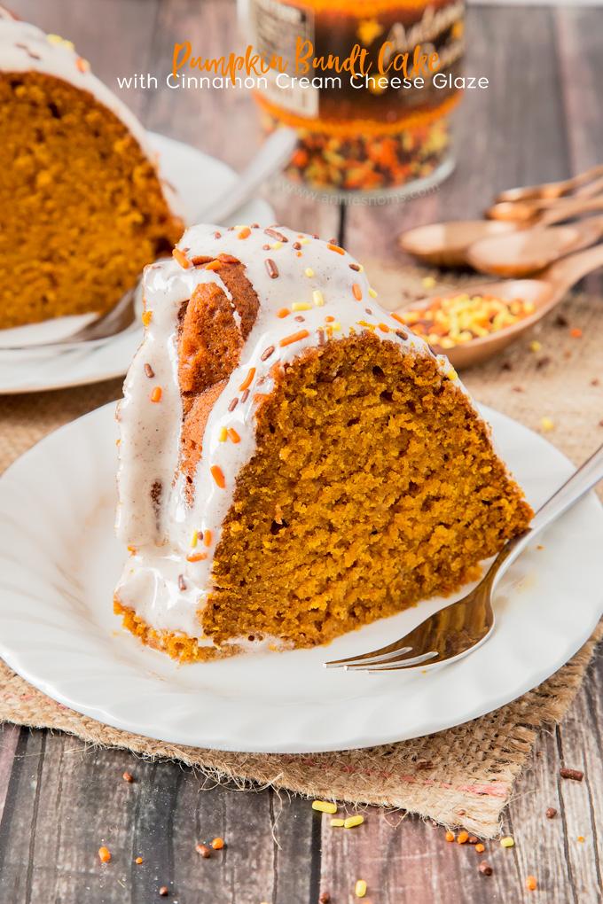 Cinnamon Bundt Cake Recipes Uk