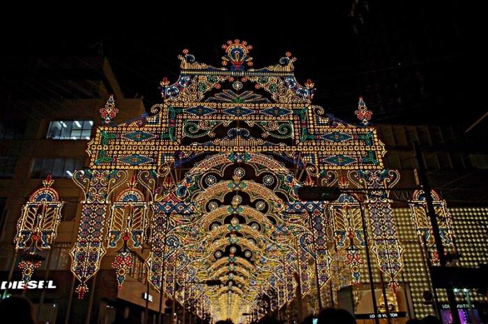 [神戶] 關西三大燈節 2012 神戸ルミナリエ 光之祭典 (更新2016年展期)