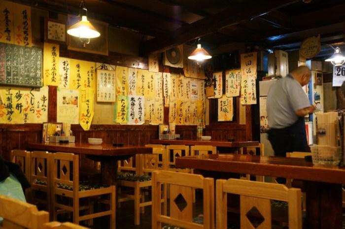 [東京] 酔の助 神保町本店 月薪嬌妻(逃げるは恥だが役に立つ)拍攝居酒屋