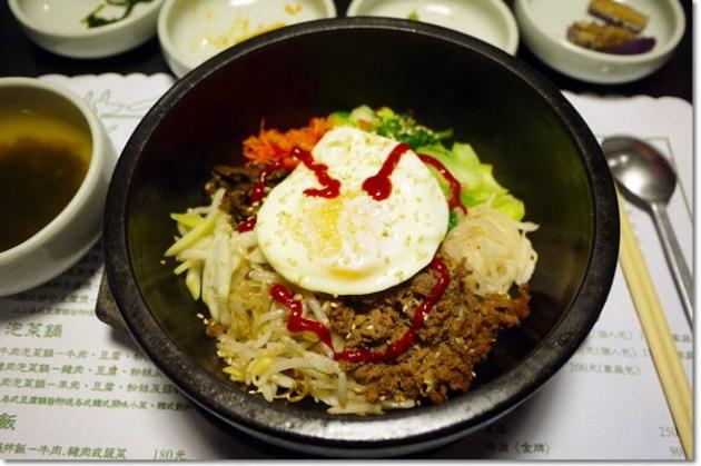 [韓式] 台北 長安東路 – 北倉洞韓式料理