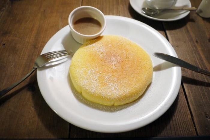 [京都] 最美味的鬆餅 – パンケーキハウス Cafe Rhinebeck