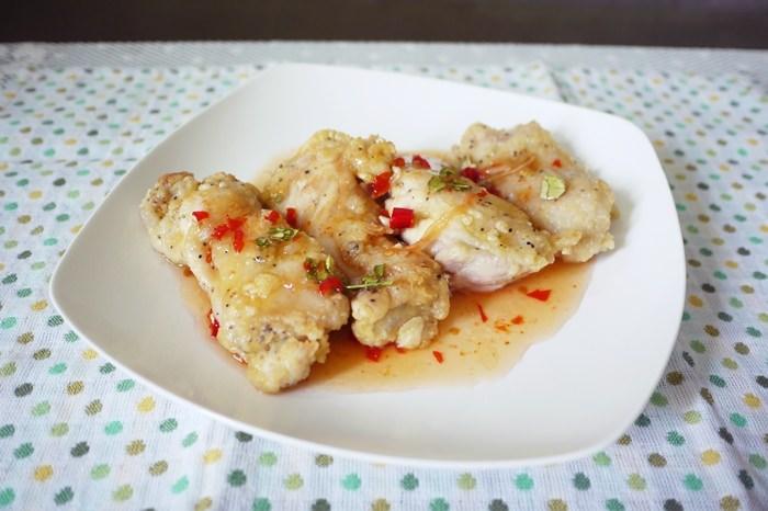 [料理] 泰式椒麻雞