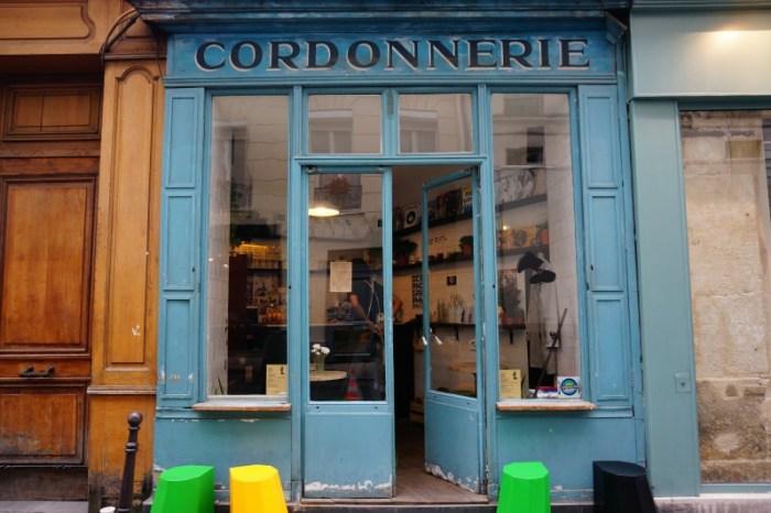 [法國] 巴黎 瑪黑區 咖啡館散策 boot cafe