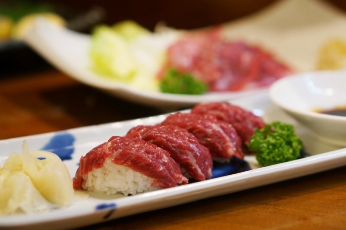 [熊本] 在地人大人氣居酒屋 馬肉料理 むつ五郎