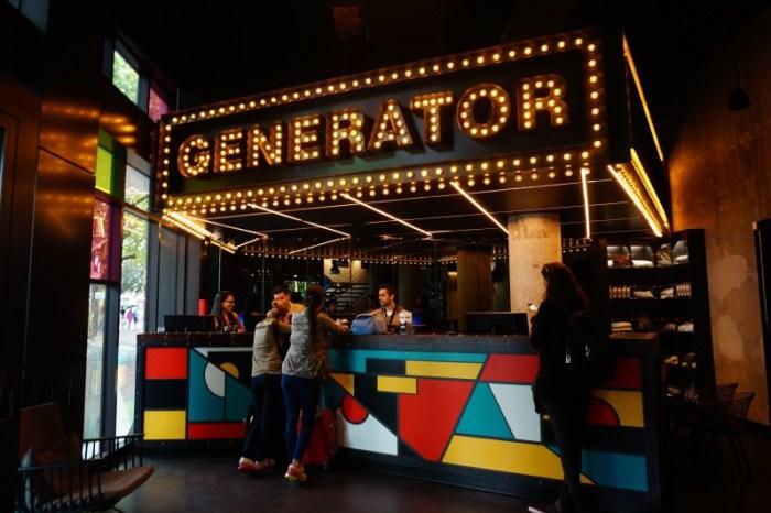 [法國住宿] 巴黎 設計旅店 Generator Paris(發電機旅舍)