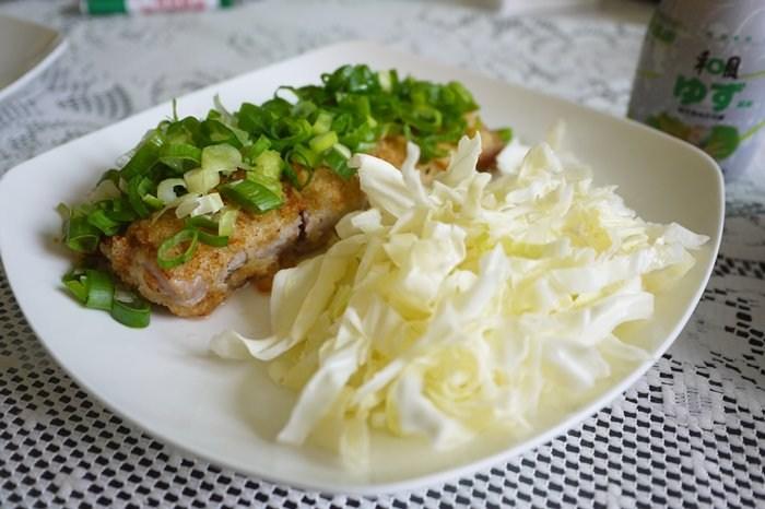 [料理] 日式蔥花炸豬排