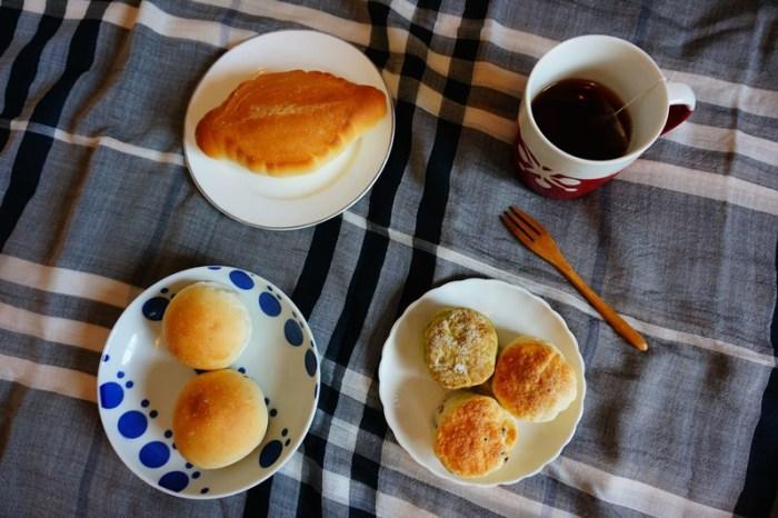 [麵包] Think Kitchen 思維廚房(宅配) 羅宋麵包 鹽漬櫻花小餐包