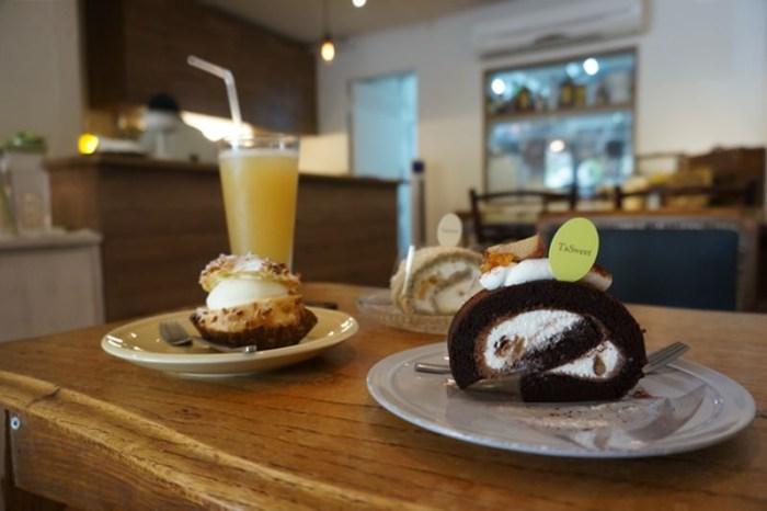 [甜點] 台北 – Tasweet 手作燒菓子 日式蛋糕捲