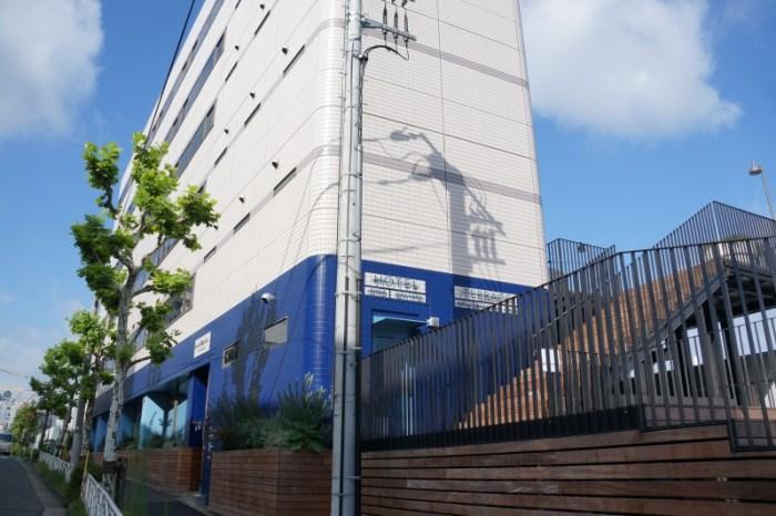 [東京住宿] 清澄白河 隅田川旁眺望晴空塔 LYURO 東京清澄 -THE SHARE HOTELS