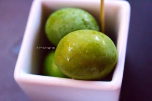 Olives by @lillylovingprep aka by @AnnieWearsIt via AnnieWearsIt.com