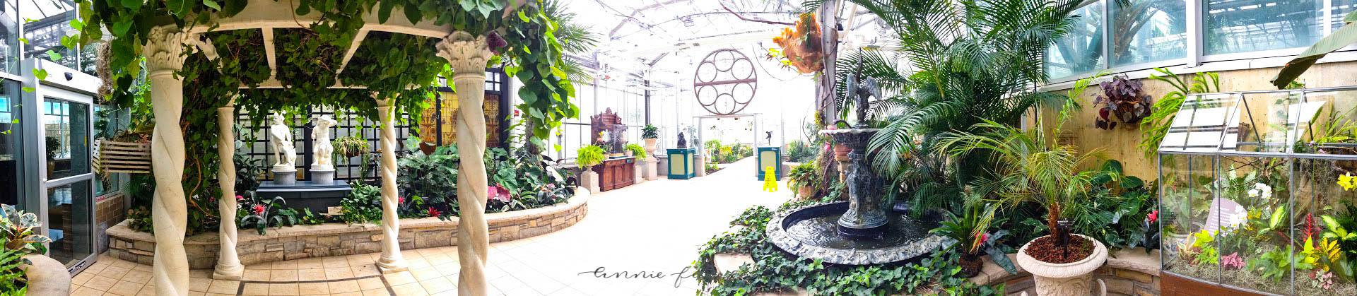Frederik Meijer Gardens Photographed by Annie Fairfax