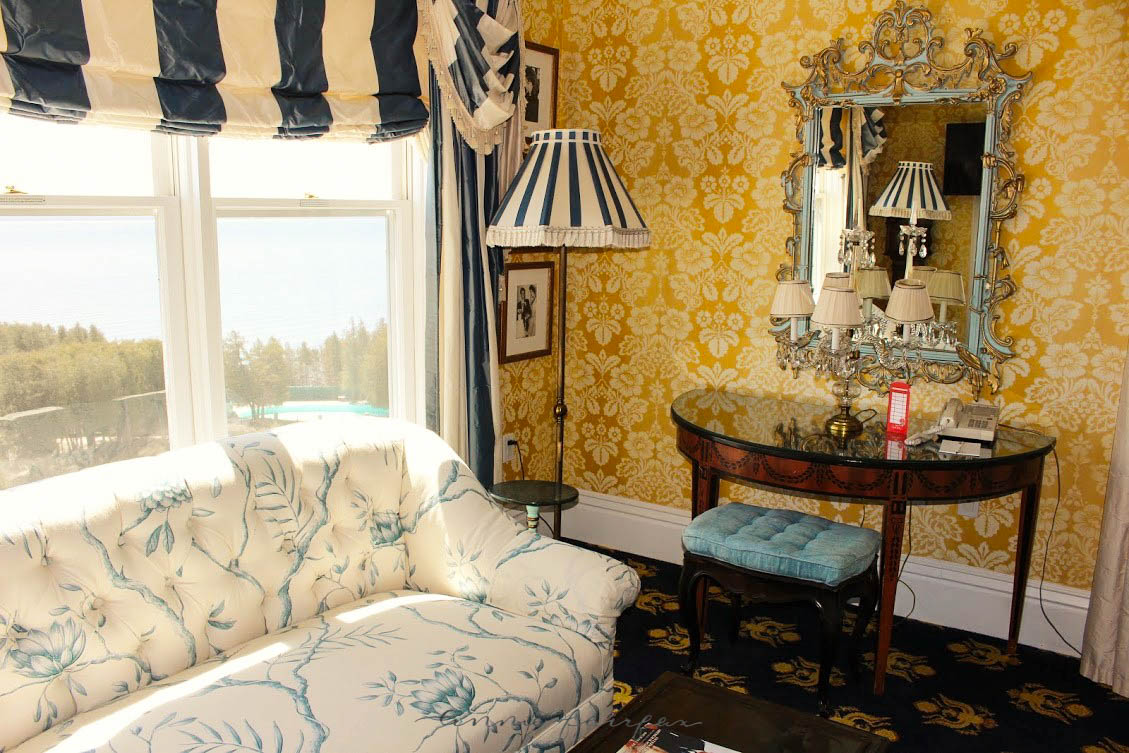 Jackie Kennedy Suite Grand Hotel Mackinac Island