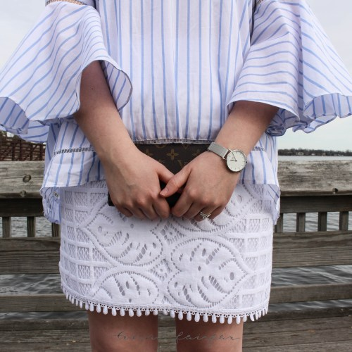 Spring Stripes & Nautical Vibes