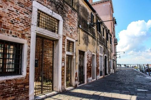 Venice Italy Windows Doors Alleys